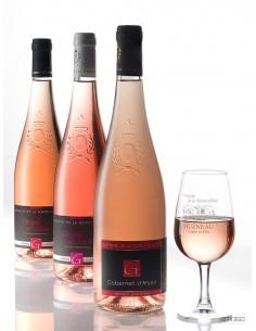 Rosé Cabernet d'Anjou 75cl...