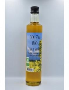 Huile de colza bio 0,5l