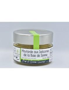 Moutarde aux salicornes...