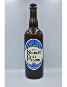 Bière La Blanche De Péronne...