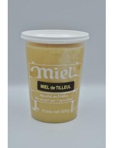 Miel de Tilleul 500g...