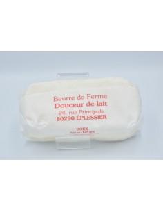 Beurre de Ferme Doux 125g...